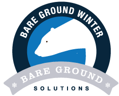 Bare Ground Solutions Winter Logo