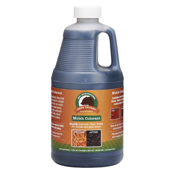 Just Scentsational Black Bark Mulch Colorant half gallon