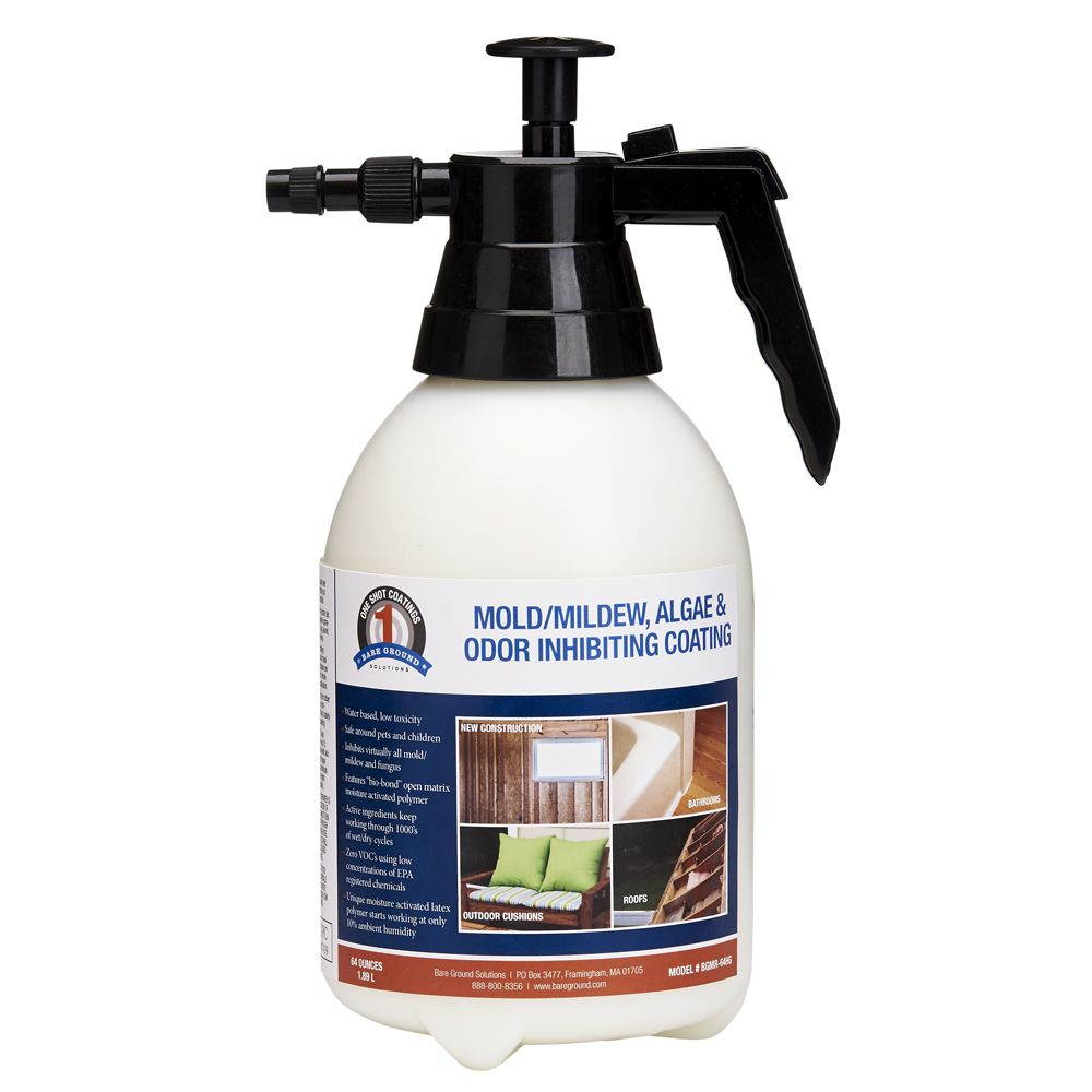 One Shot Mold Inhibiting Coating - 48oz Trigger Sprayer