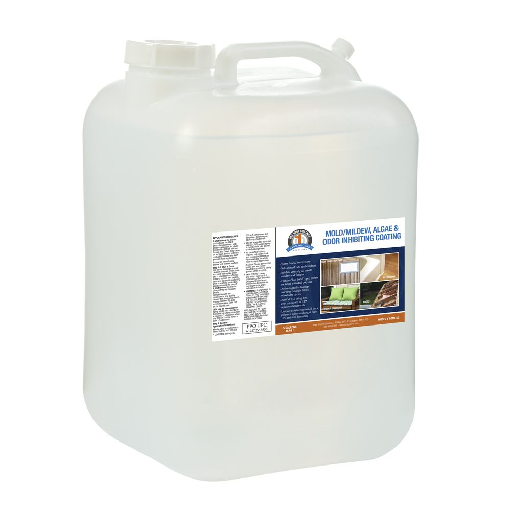 One Shot Mold Inhibiting CoatinG - 5 Gallons