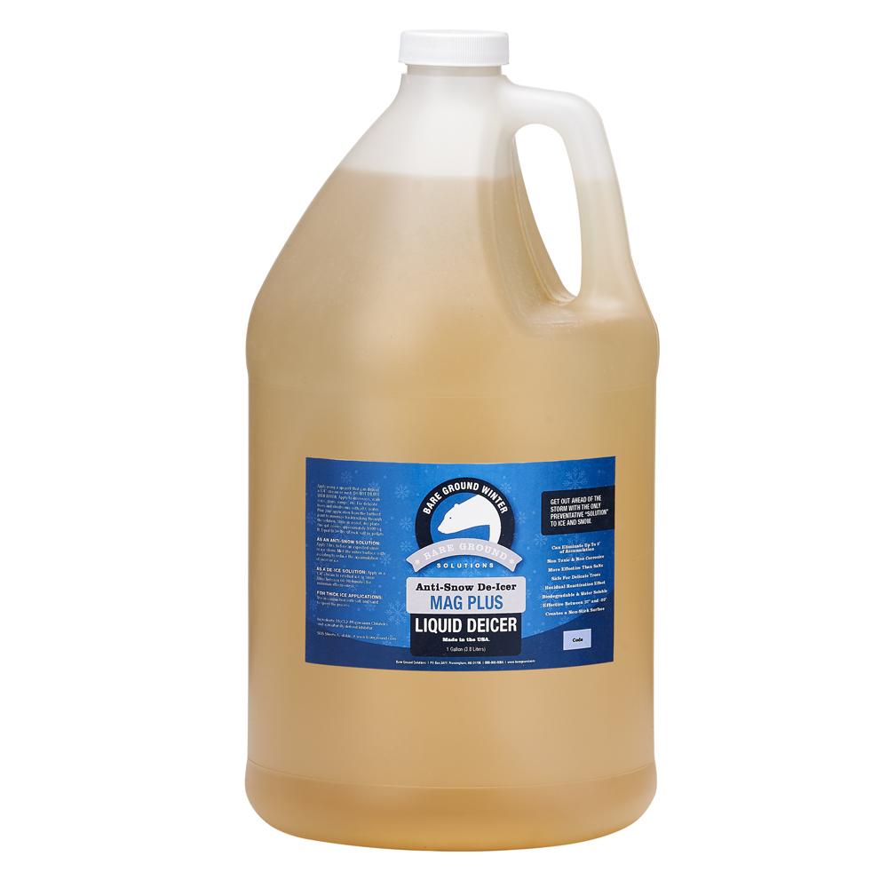 Bare Ground Mag+ Liquid Deicer
