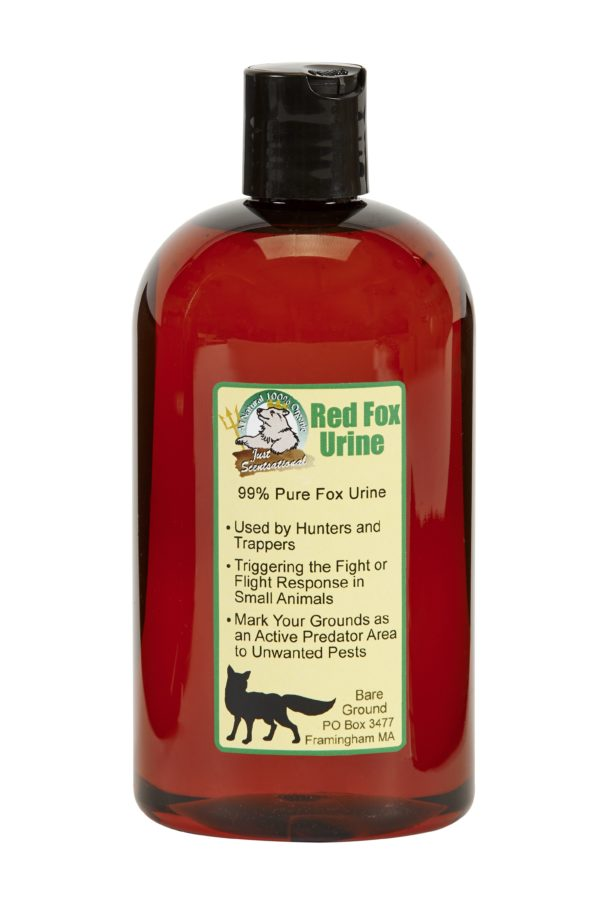 Just Scentsational Fox Urine Predator Scent 16 oz Bottle