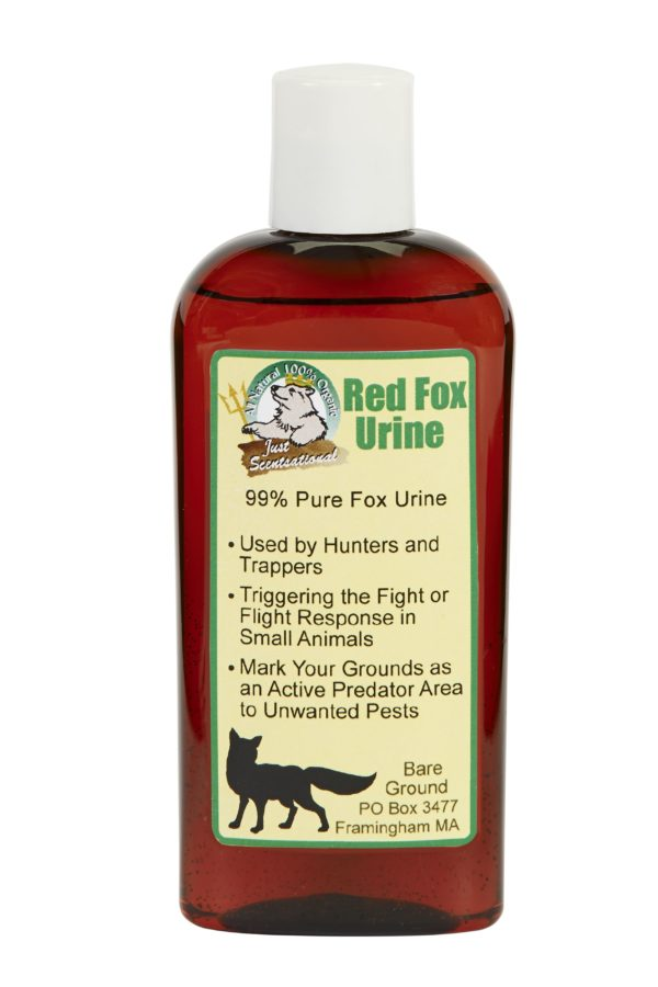 Just Scentsational Fox Urine Predator Scent 4 oz bottle