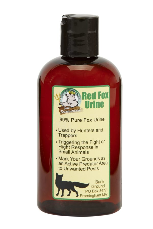 Just Scentsational Fox Urine Predator Scent 8 oz bottle