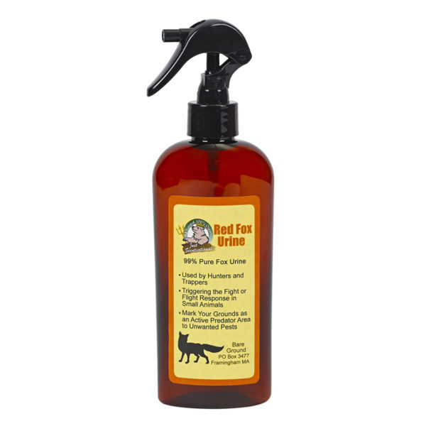 Just Scentsational Fox Urine Predator Scent 8 ozTrigger Sprayer