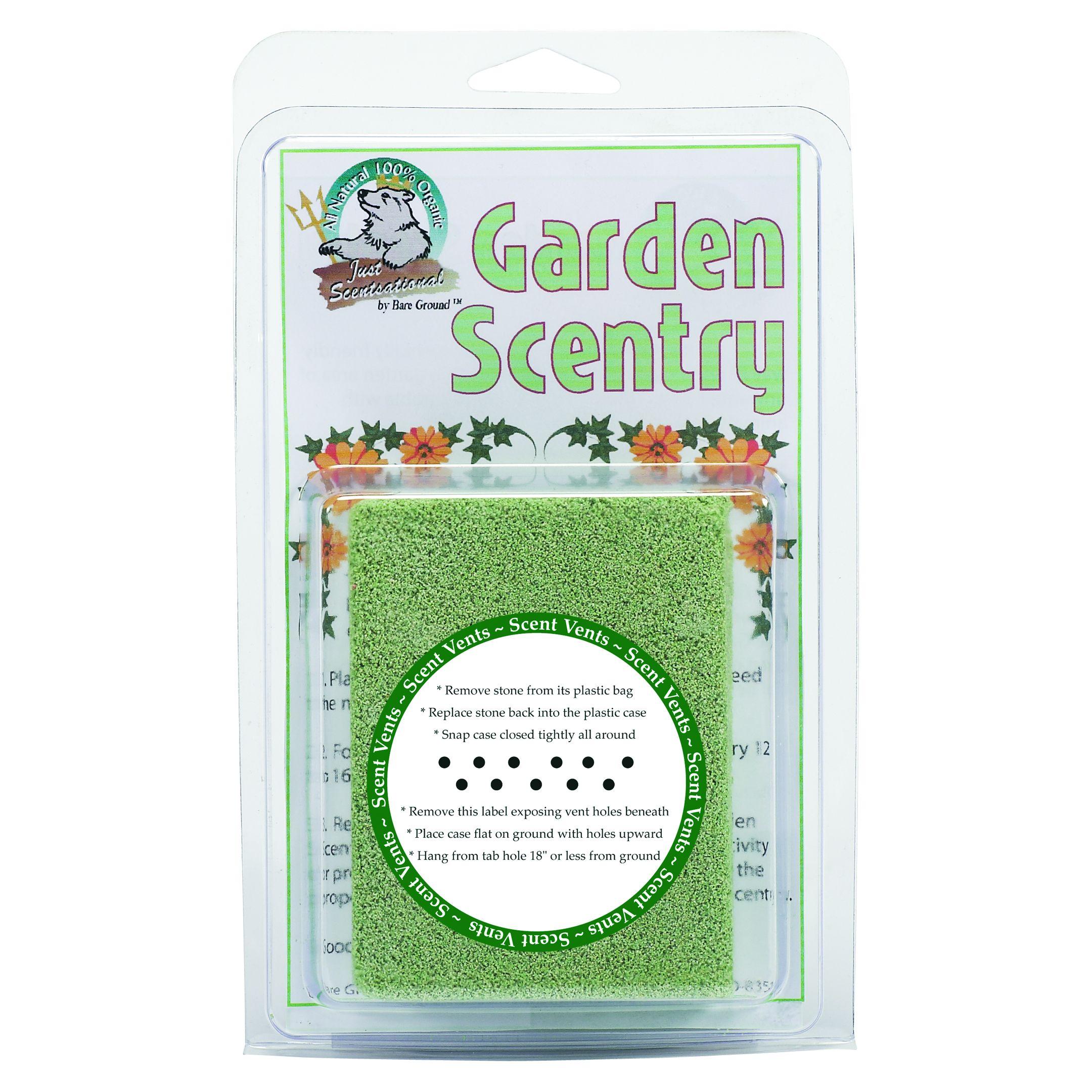 Just Scentsational Garden Scentry
