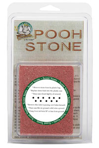 Just Scentsational Pooh Stone Outdoor Dog Trainer