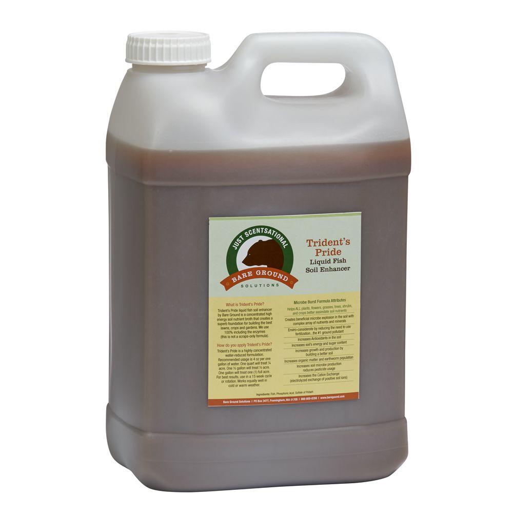 Just Scentsational Trident's Pride Fish Fertilizer 2.5 Gallons