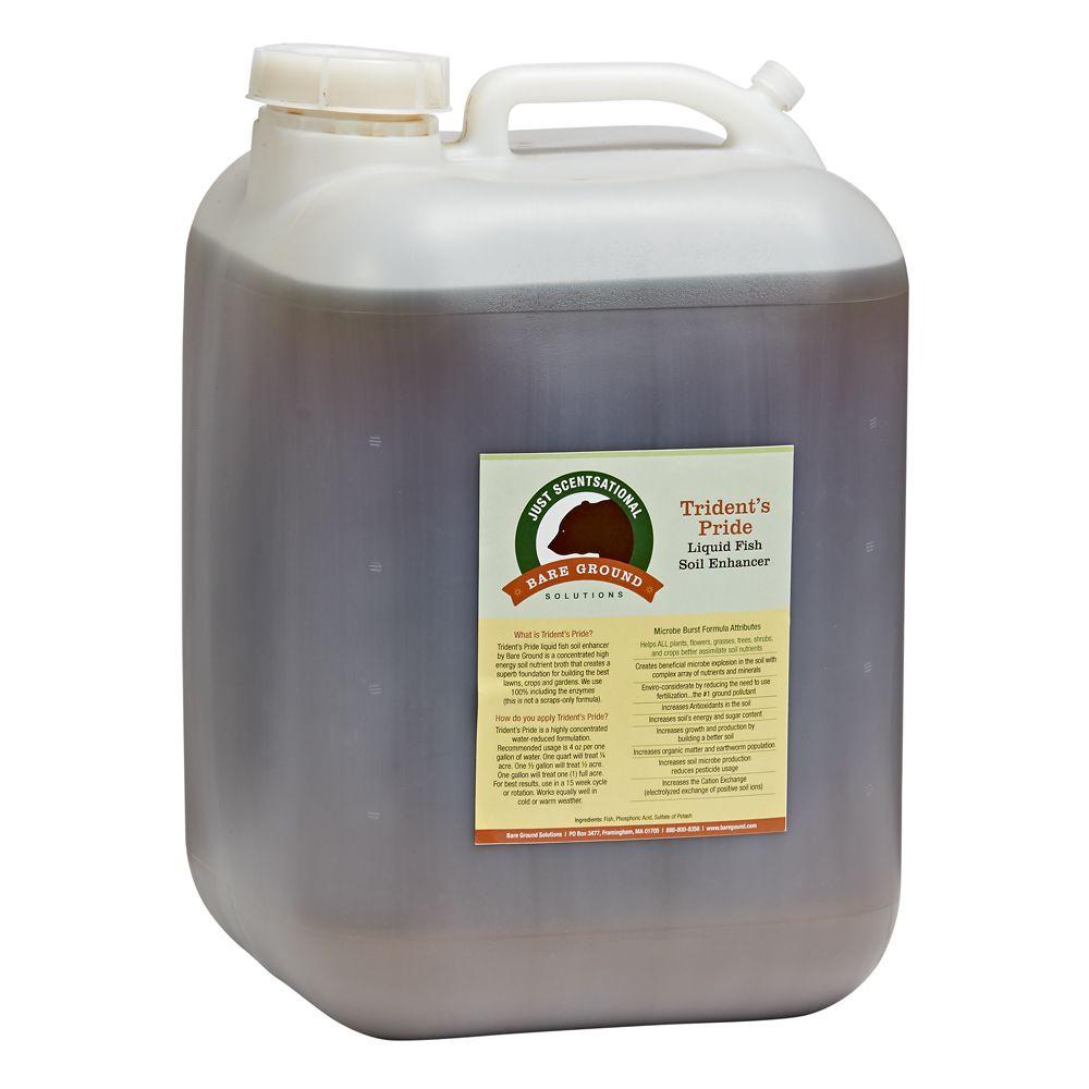 Just Scentsational Trident's Pride Fish Fertilizer 5 Gallons
