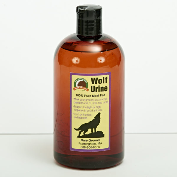Just Scentsational Wolf Urine Predator Scent 16 oz Bottle