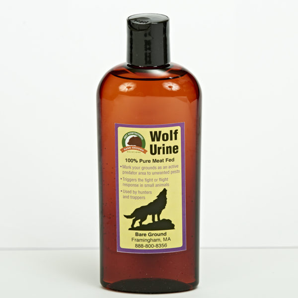 Just Scentsational Wolf Urine Predator Scent 8 oz Bottle