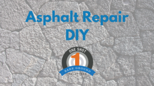 Asphalt Repair DIY